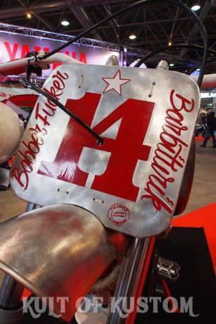 Bobber Fucker Motorcycles